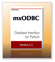 eGenix com: Products: Python: mxODBC - Python ODBC Database