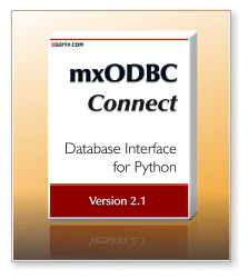 eGenix com: Products: Python: mxODBC Connect - Python Database